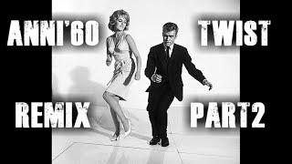 Anni 60 Twist Remix Mashup PART2 feat Celentano Morandi Modugno Mina - PastaGrooves04