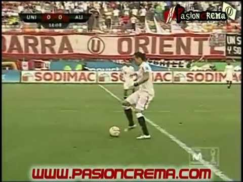 Universitario de Deportes 2-1 alianza lima - Torneo Descentralizado 2011 (PARTIDO COMPLETO)