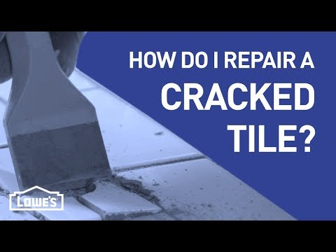 How Do I Fix a Cracked Tile? | DIY Basics