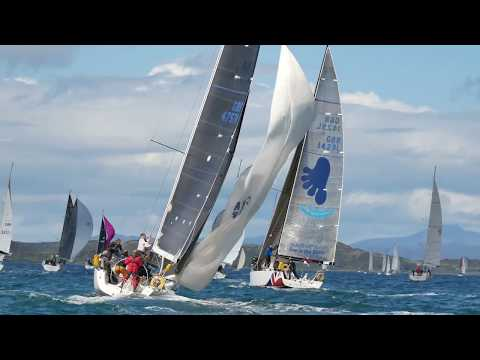 West Highland Yachting Week 2018 - Monday