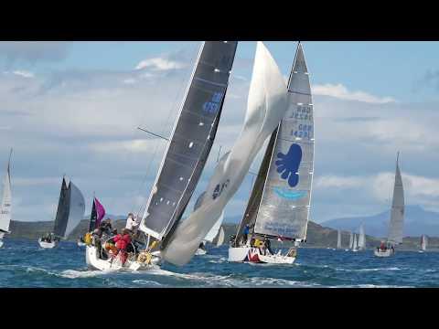 West Highland Yachting Week 2018 - Monday