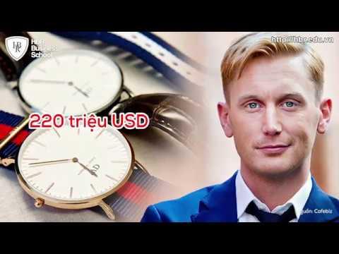 Chiến lược marketing 0 đồng giúp Daniel Wellington trở thành thế lực thời trang mới
