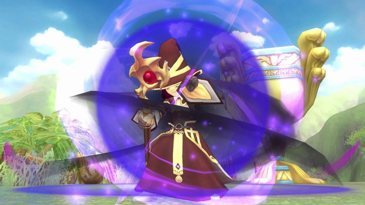 Eden Eternal Magician Eden Eternal - Magicia...