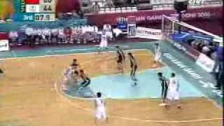 2006多哈亚运会男篮中国VS中华台北h