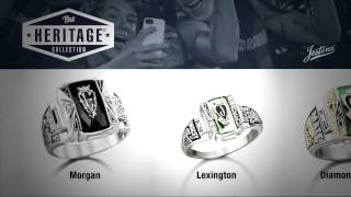 Jostens Class Ring Collections