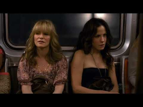 MaryLouise Parker vs. Jennifer Jason Leigh  Weeds