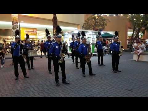 SM MOA Marching Band - Versace On The Floor