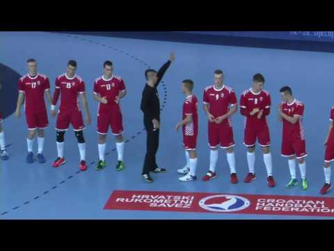Croatia vs Iceland (Group C) - EHF M18 EURO 2016