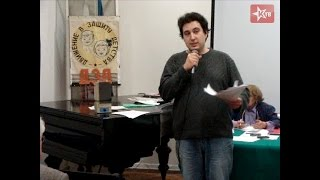Роман Осин. О некоторых практических вопросах современной педагогики