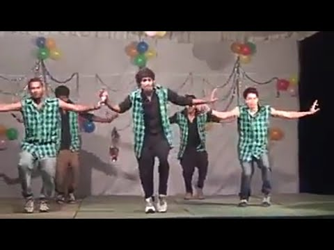 Awesome Dance Performance of Megastar Chiranjeevi Remix Songs