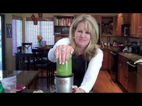 MY BEST: Green Frozen Energy!