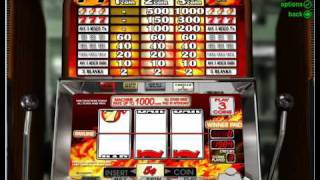 awesome-slots.com - 777 Inferno(Do you wanna PLAY? So come over here: http://awesome-slots.com This is a short video review of