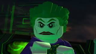 LEGO Batman 2 DC Super Heroes Walkthrough - Part 6 - Destination Metropolis (Wii U, Xbox 360, PS3)