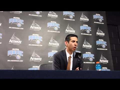 James Borrego Phoenix Suns Postgame Interview
