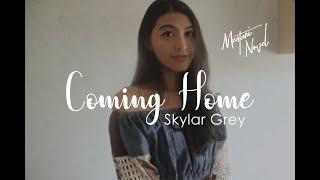 Skylar Grey - Coming Home - Mentari Novel Cover