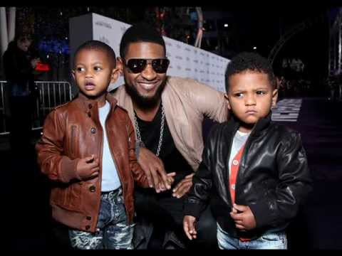 Usher - Pop Ya Collar ( HQ )