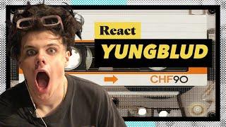 React #3🇫🇷 : On fait découvrir Angèle, Jul, SCH, Lomepal, Gambi, Eddy de Pretto etc. à Yungblud 😱