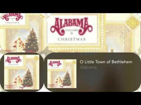 O Little Town Of Bethlehem - Alabama