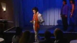 Full house-Jesse dressed as ELvis