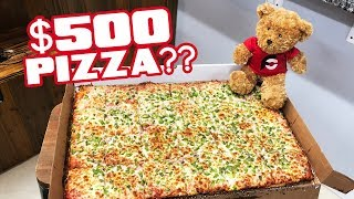 Undefeated 8lb Sheet PIZZA CHALLENGE for $500!!