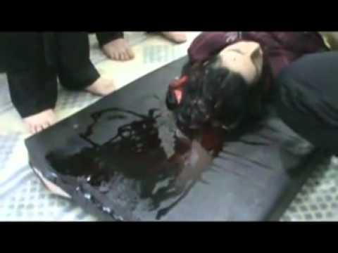شام حمص القصير 15 5 شهيدة نتيجة القصف على قرى القصير