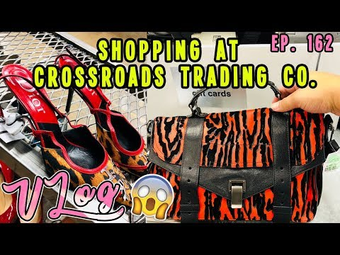 Shopping at Crossroads Trading Co. | Vlog Ep. 162