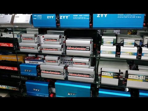 China pure sine wave power inverter 12v 220v