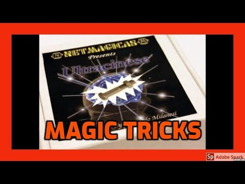ONLINE MAGIC TRICKS TAMIL I ONLINE TAMIL MAGIC #163 I ULTRACINESE