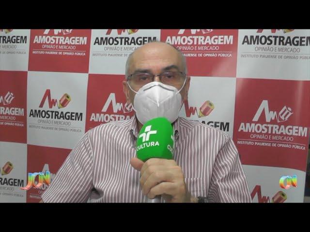 Estatístico Batista Teles analisa pontos sobre as eleições em Parnaíba