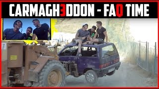 Pista da Cross in Auto | Carmagh3ddon FAQ Time