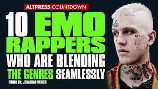 10 Emo Rappers Who Are Blending the Genres Seamlessly–From Lil Peep to Nothing, Nowhere.