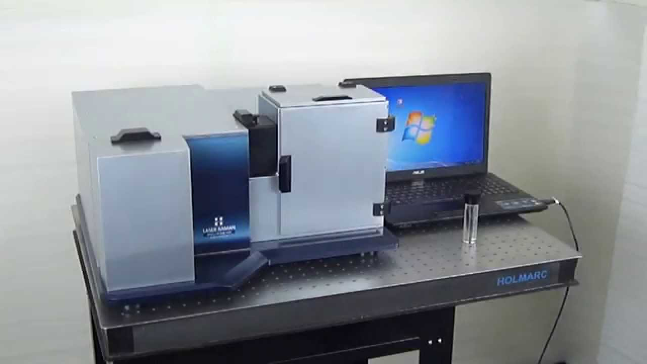 raman spectroscopy machine