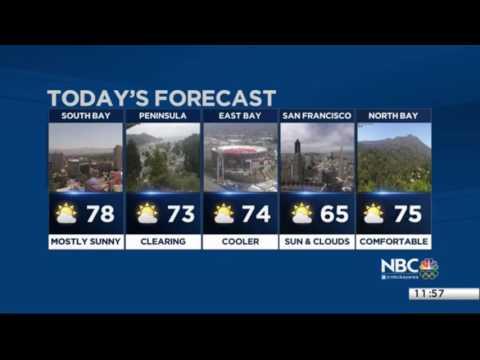 KNTV - NBC Bay Area News at 11AM Close - 6/13/16