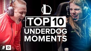 The Top 10 Underdog Moments in League of Legends