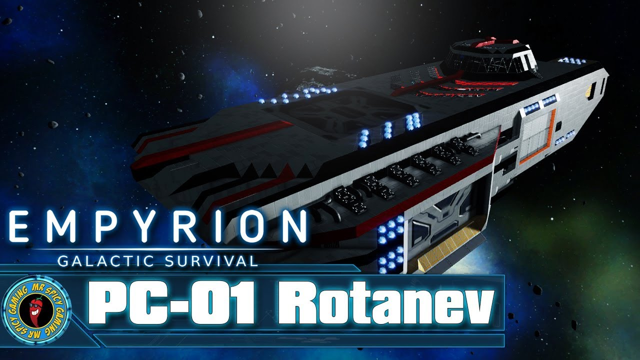 how to get empyrion galactic survival workshop content to load