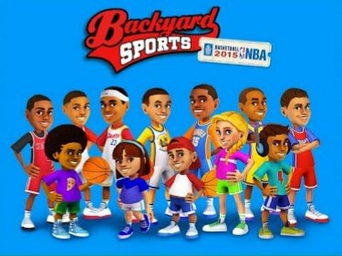 #BYS NBA Basketball 2015   Android Walkthrough