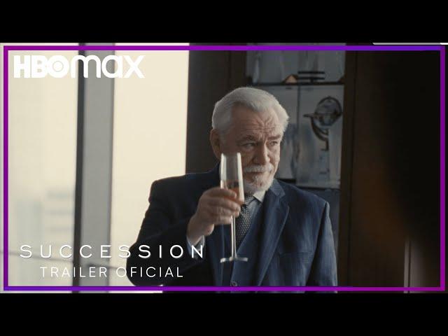 Succession (2021)   Season 3 Official Trailer