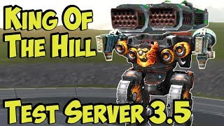 Hey Everyone! Another Test Server 3.5 and 3.6 Round with the brand ...
