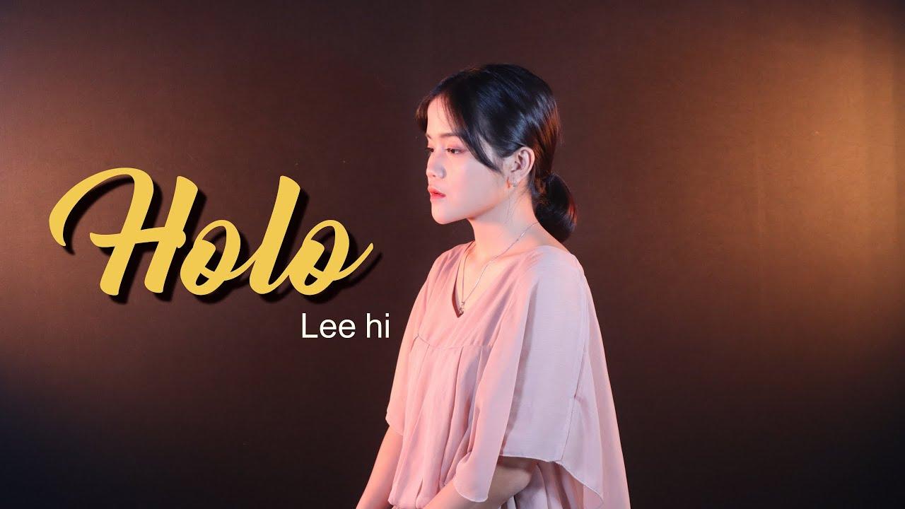 [COVER] 이하이 (LEE HI) - 홀로 (HOLO) By. NADAFID