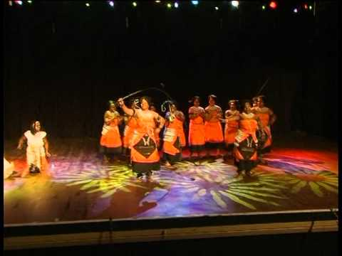South African Cultural Talent UK Video 1