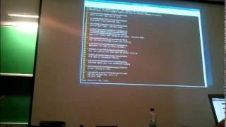 OLS2011 - Trinity (System call fuzzer)