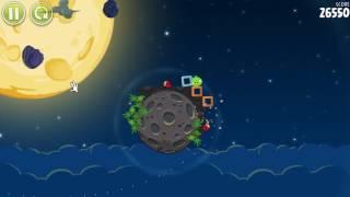Angry Birds Space 13 уровень