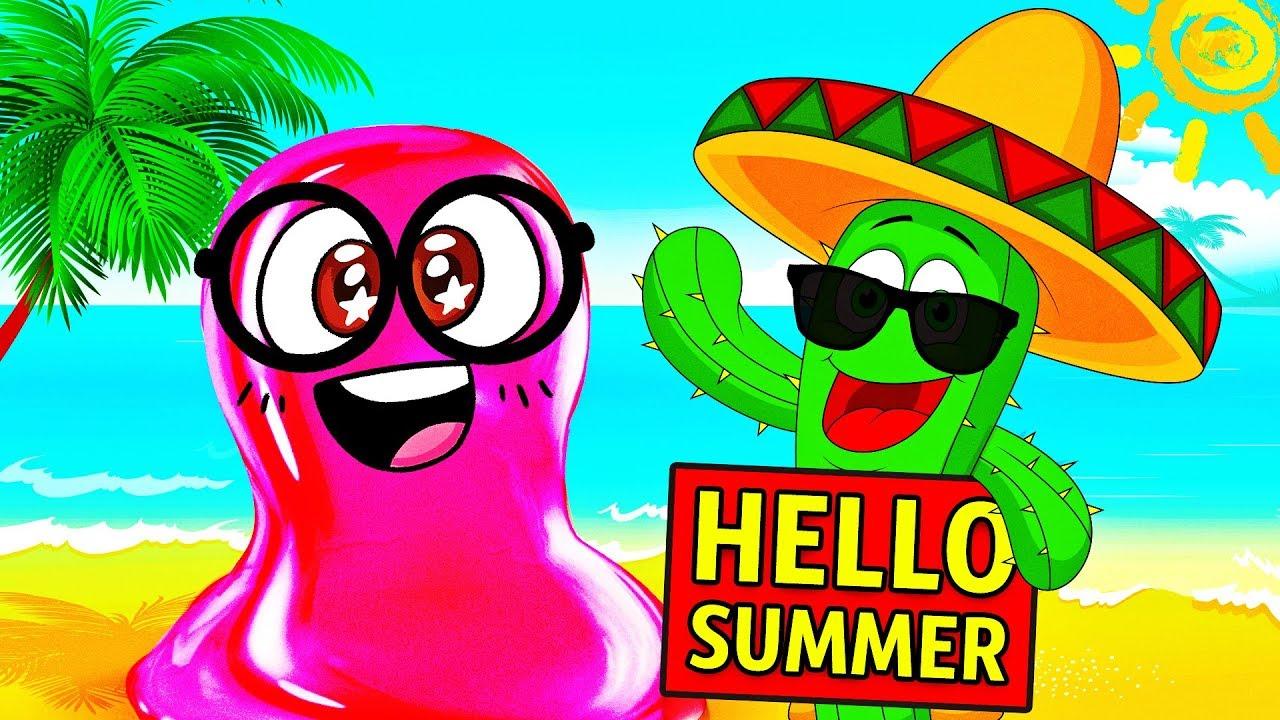 Cool Mini Pool For Slime Sam Youtube