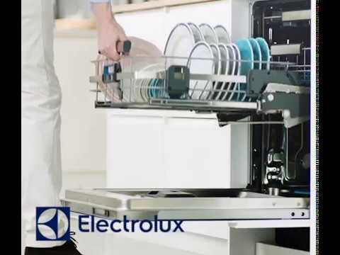 AEG FES6280XPM Einbau Geschirrspüler - Weltneuheit - YouTube | {Einbaugeschirrspüler 55}