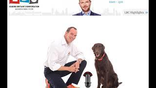 LBC Dr.Dog James OBrien 17.10.2018