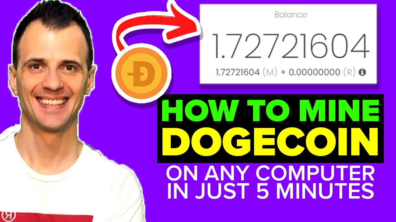 How to Mine Dogecoin in 2021 | Dogecoin Mining Tutorial