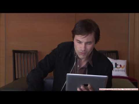 Olivier Martinez Answers My Question  Texas Rising part 12