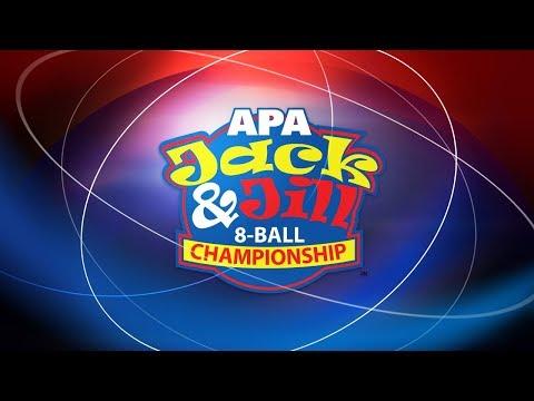 Jack & Jill Finals  2017 World Pool Championship  Part 1