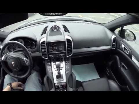 """TESTANDO """"A NAVE""""!! 2014 PORSCHE CAYENNE S AWD. V8 400HP! PRECO DE CARROS DE LUXO NOS ESTADOS UNIDOS"""