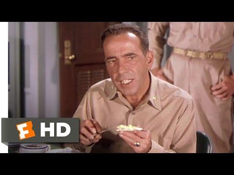 The Caine Mutiny (1954) - The Freezer Key Scene (5/9) | Movieclips
